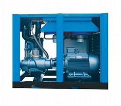联轴器传动螺杆式空压机(22/550KW)