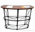 Outdoor Folding Table Pop Up Exhibition Tables 2