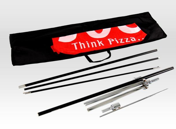 Flying Banner Stand 2