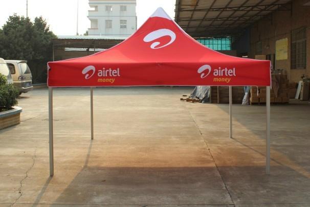 Foldable promotiona tent pop up tent 5