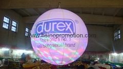 Colourful Inflatable Balloon with LED Light for Event Decoration
