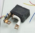 Electronic latching Relay