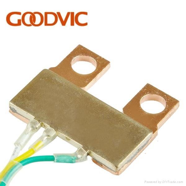 Shunt resistor / Shunt sensor 4