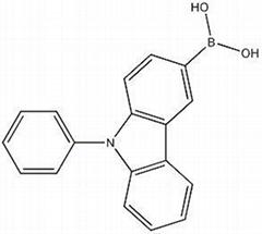 3-硼酸-9-苯基咔唑
