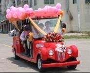 婚紗攝影車