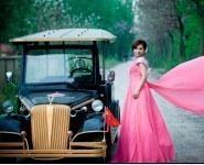 江蘇電動婚紗攝影車