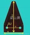 孔徑為8.5的粉碎機玉米大刀片