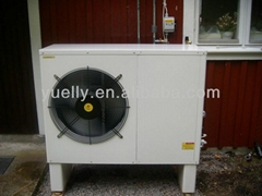 COPLAND EVI water heat pump