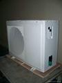 minni air source water heater