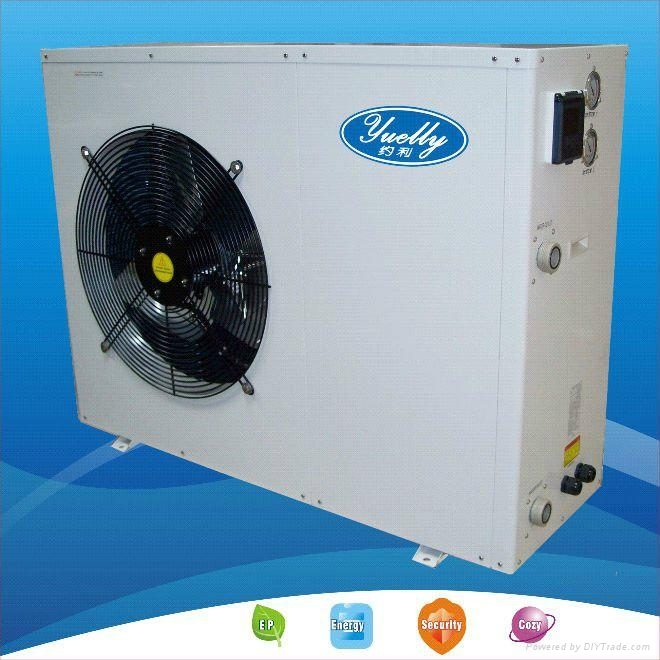 high temperature water-outlet heat pump 1