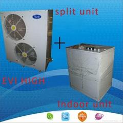COPLAND EVI water heat pump