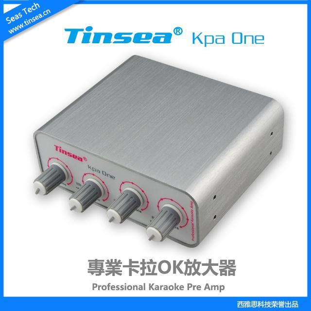 Tinsea Kpa One卡拉OK話筒前置放大器 1