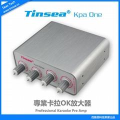 Tinsea Kpa One卡拉OK話筒前置放大器
