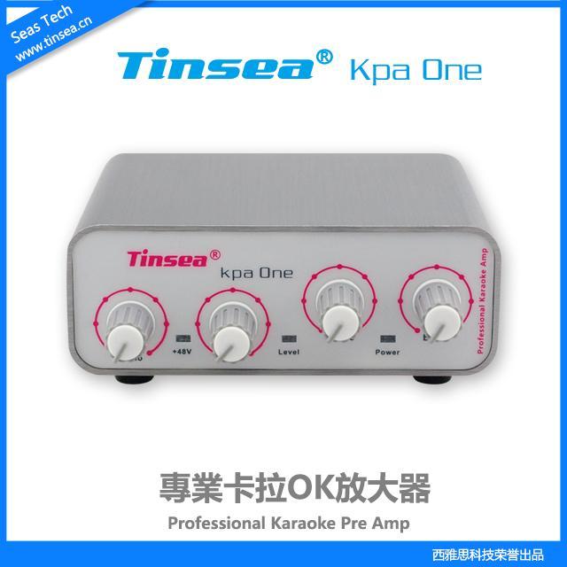 Tinsea Kpa One卡拉OK话筒前置放大器 2