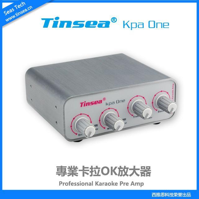 Tinsea Kpa One卡拉OK話筒前置放大器 4