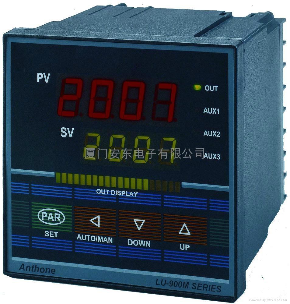 LU-906M智能PID调节仪 1