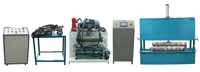 氣瓶檢測設備鋼瓶檢測線 5