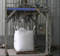 顆粒噸袋稱重包裝機