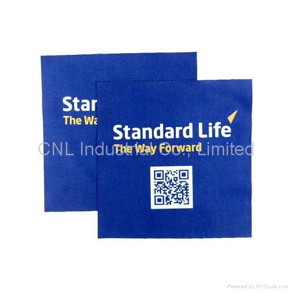 Microfiber cleaning cloth for eyeglass,mobile phone 3