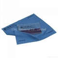 digital device microfiber cleaning cloth with logo printing for promotion 4