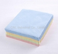 touch LCD screen microfiber cleaning cloth with logo printing for promotion