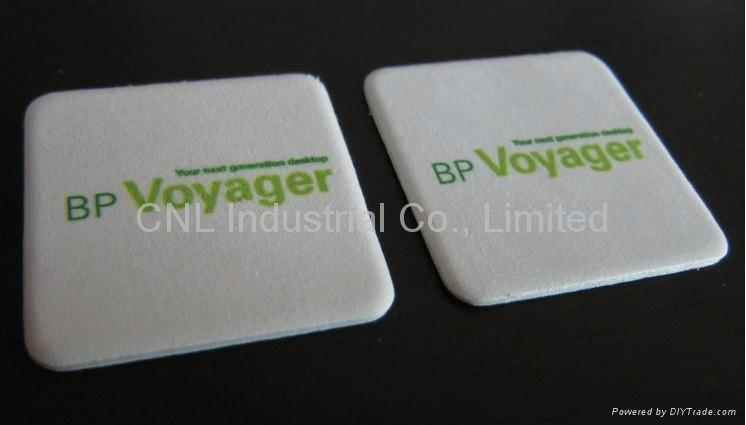 washable microfiber screen cleaner, customized shape,with logo printing 5