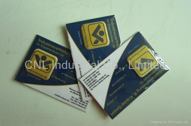 promotion gift microfiber sticky screen wiper, customized shape,logo printing 3