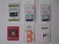 promotion gift microfiber sticky screen wiper, customized shape,logo printing 4