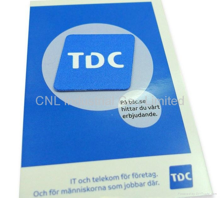 microfiber sticky screen cleaner promotion,ad gift ,tcustomized shape,logo 4