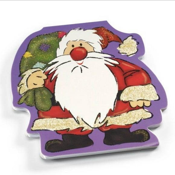 Xmas gift sticky memo note,sticky memo pad,sticky N, personal shape available