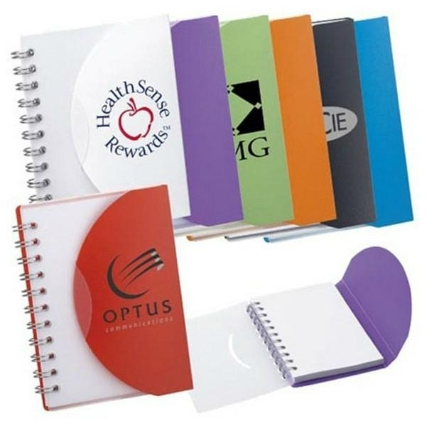 spiral binding notebook,diary notebook, agenda notebook, with logo printing 1