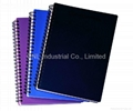 spiral binding notebook,diary notebook, agenda notebook, with logo printing 5