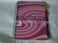 exercise notebook,diary notebook, agenda notebook, with logo printing