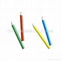 Coloring book set with colored pencil, kids coloring book printing 4