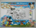 Printing school education coloring book set, coloring set with customized print