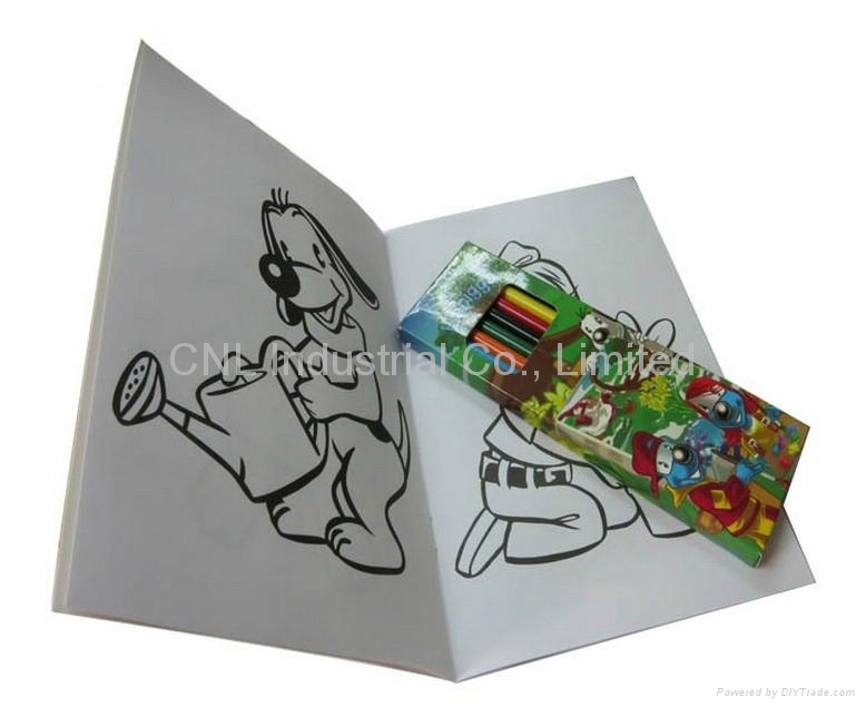 Printing education book, stationery set gift, gift sets for school children 2