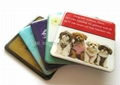 customized epoxy resin fridge magnet for refrigerator with printing 1