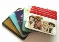 customized epoxy resin fridge magnet for