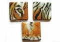 tourist souvenir epoxy resin fridge magnet for refrigerator ,promotion gift