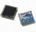 crystal fridge magnetic sticker for