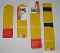 Hot selling good quality paper magnetic bookmarks for Students