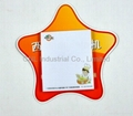 Customized magnetic paper scratchpad