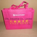 Promotional picture printed non woven tote bag 4
