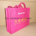 Promotional picture printed non woven tote bag 9