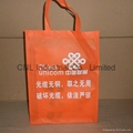 High quality logo printed pp non woven shopping tote bag 9