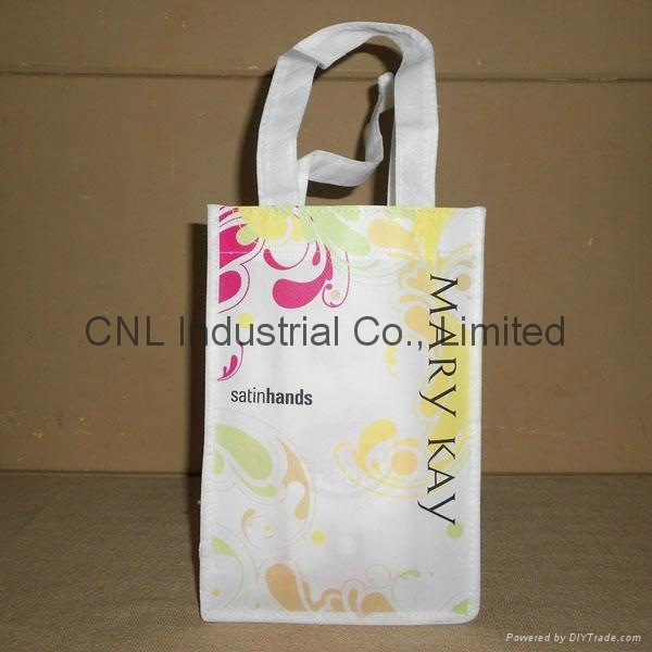 Customzied laminated non woven shopping bag 3