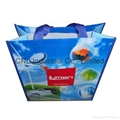 Customzied laminated non woven shopping bag