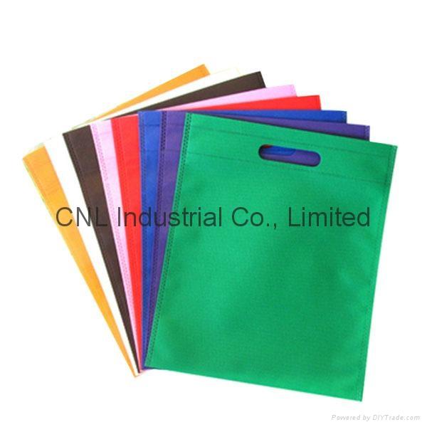 Heat Sealed Non-Woven Exhibition Bag 1