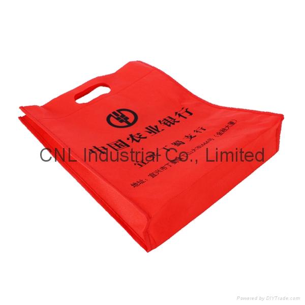Heat Sealed Non-Woven Exhibition Bag 3