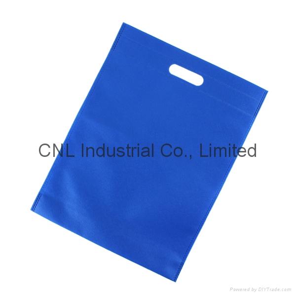 Heat Sealed Non-Woven Exhibition Bag 4
